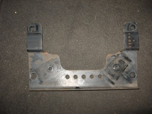 fueltank bracket Rear low	gsx1100f  	44570-48b00