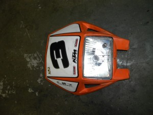 KTM EXC MXC Lc4 SC EGS SXC Headlight Mask		50308001000