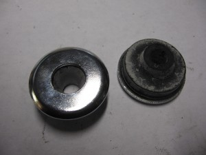 2 stuks kleppendekselbout afdichting cbx A 80-82		oem		90543-ma2-000